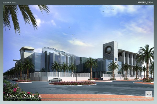 New School Project at Al Barsha,Dubai